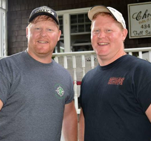 Owners of Fischer's Heating in Vermont